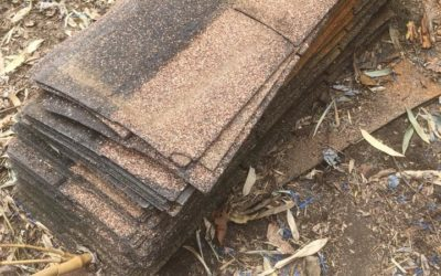 Asphalt Shingles – How to Reuse Them?